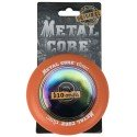 DISC100OR, Rueda DISC de 100mm goma naranja y nucleo disco rainbow Metal Core