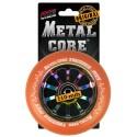 TOR110RWF3, Rueda THUNDER FLUOR de 110mm goma naranja y nucleo rainbow Metal core