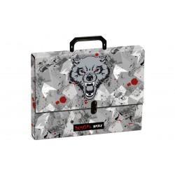 Maletin de cartón Bestial Wolf 2018