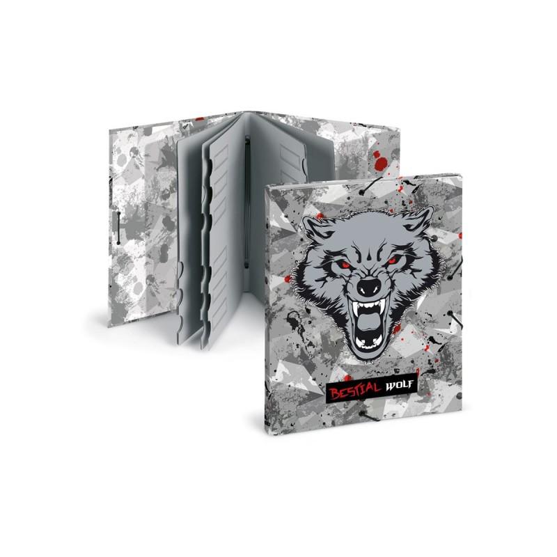 Carpeta Clasificadora Bestial Wolf 2018