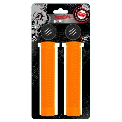 Manguitos Bestial Wolf RS81 Color Naranja 155mm