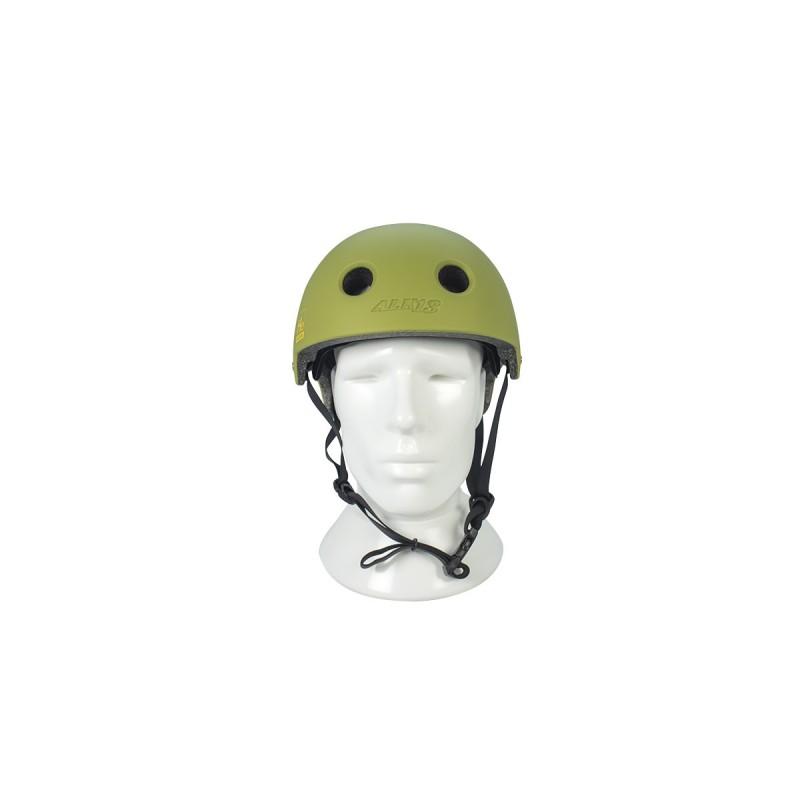Casco Helium de ALK13, especialmente diseñado para uso en deportes extremos