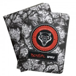 "Fundas Universales para tablet 7 "" Bestial Wolf"