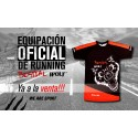 CAMISETA RUNNING BESTIAL WOLF TEAM SPEEDY