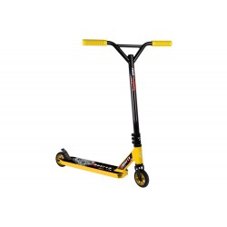 Bestial Wolf Pro Scooter BOOSTER B10. Manillar negro y tabla amarillo