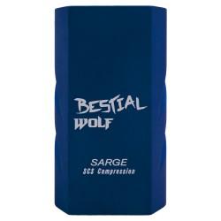 Compresión de 4 tornillos Bestial Wolf SARGE azul