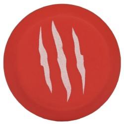Tapones para manguitos Bestial Wolf rojo