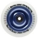 Rueda Metal Core RADICAL goma blanca núcleo azul