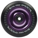 Rueda Metal Core RADICAL goma negra núcleo violeta