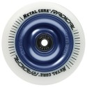 Rueda Metal Core RADICAL 110 goma blanca núcleo azul