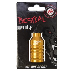 Nueva estribera Bestial Wolf SLIDER dorado