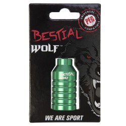 Nueva estribera Bestial Wolf SLIDER verde