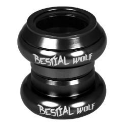 Direccion sellada Bestial Wolf HEAD negra