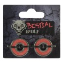 Cojinetes ABEC 7 Bestial wolf