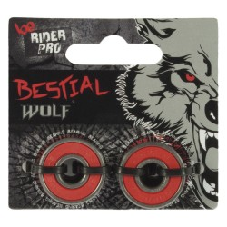 Cojinetes ABEC 9 Bestial wolf
