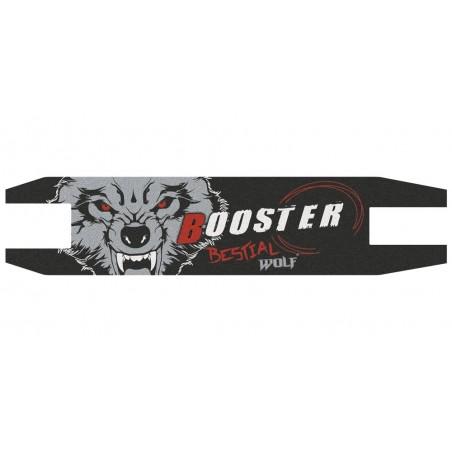 Lija Bestial Wolf para tabla diseño Booster