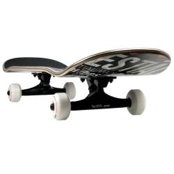 Skateboard completo FURIUS  7,75x31 modelo Lobo Gris