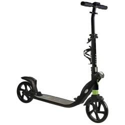 Scooter CITY para ciudad, color negro