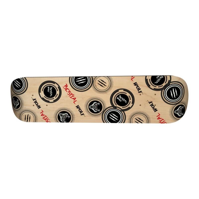 Tabla de skateboard MADNESS