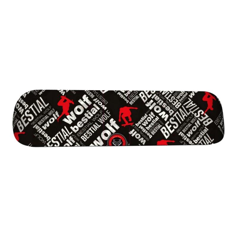 Tabla de skateboard UNDER WOLF