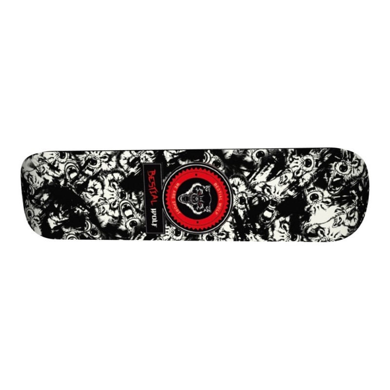 Tabla de skateboard URBAN WOLF