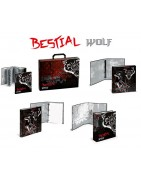 Carpetas para el colegio Bestial Wolf